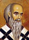 Икона свт. Николая Сербского
