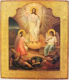 Архим. Иоанн Крестьянкин о Пасхе | Вратарница