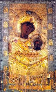 Икона Божией Матери, именуемой Иверская