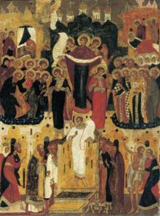 Праздник Покрова