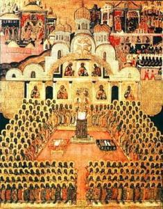 Память святых отцов VII Вселенского Собора