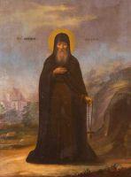 Икона прмч. Григория Печерского