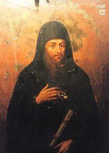 Икона прп. Моисея чудотвореца