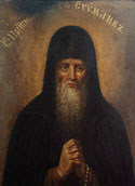 Икона прп. Сисоя схимонаха