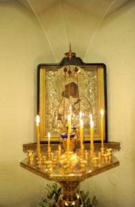 Феодоровская икона Божией Матери в Донском монастыре
