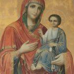 Вторник светлой седмицы празднование Иверской Божьей Матери