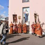 Храм Ивеской иконы Божьей Матери 2017