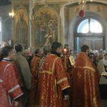 Молебен Иверской Божьей Матери во Вторник Светлой седмицы