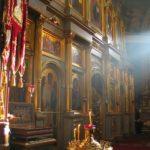 Иконостас Храма Иверской Божией Матери на Всполье