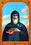 Икона прп. Моисея Угрина