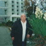 Сережа Ядыкин в санатории