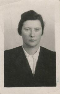 Монахиня Ксения, около 40 лет