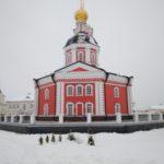 Введенская церковь – алтарная часть