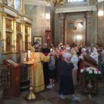 Праздник св.апостолов Петра и Павла 2018