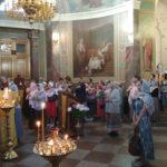 Праздник св.апостолов Петра и Павла 12 июля 2018