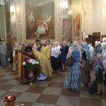 Праздник св.апостолов Петра и Павла 12.07.2018