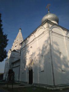 Переславль. Троицкий собор