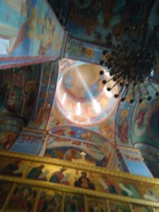 Переславль. Троицкий собор. Роспись стен