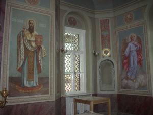 Иверский храм. Ротонда. Виды главного алтаря после реставрации. Фото 28