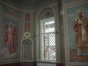 Иверский храм. Ротонда. Виды главного алтаря после реставрации. Фото 29