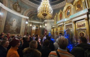 Иверский храм. Рождество 2020 г. Фото 05