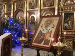 Иверский храм. Рождество 2020 г. Фото 07