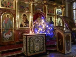 Иверский храм. Рождество 2020 г. Фото 08