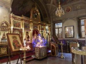 Иверский храм. Рождество 2020 г. Фото 09