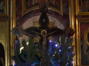 Иверский храм. Рождество 2020 г. Фото 10