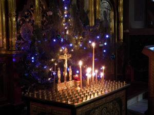 Иверский храм. Рождество 2020 г. Фото 11