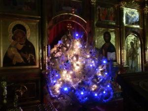 Иверский храм. Рождество 2020 г. Фото 12