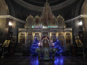 Иверский храм. Рождество 2020 г. Фото 13