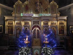 Иверский храм. Рождество 2020 г. Фото 14