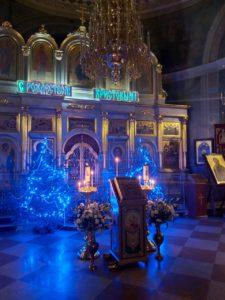 Иверский храм. Рождество 2020 г. Фото 16