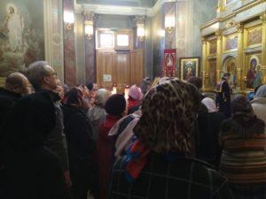 Молитвы перед Причастием