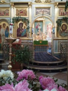 2019 год. Праздник Святой Троицы